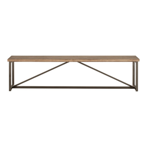 Moe's Home Collection Sierra Bench - FR-1018-23