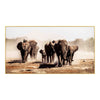 Moe's Home Collection Elephant Herd Wall Décor - FX-1227-37