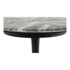 Moe's Home Collection Nyles Marble Accent Table - GK-1006-37