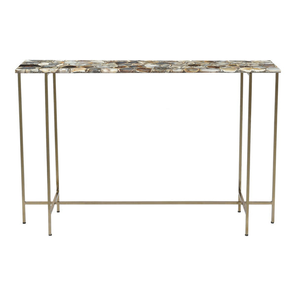 Moe's Home Collection Agate Console Table - GZ-1006-37