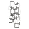 Moe's Home Collection Steel Squares Wall Décor - HW-1083-02