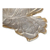 Moe's Home Collection Champagne Leaf Tray - IX-1059-44