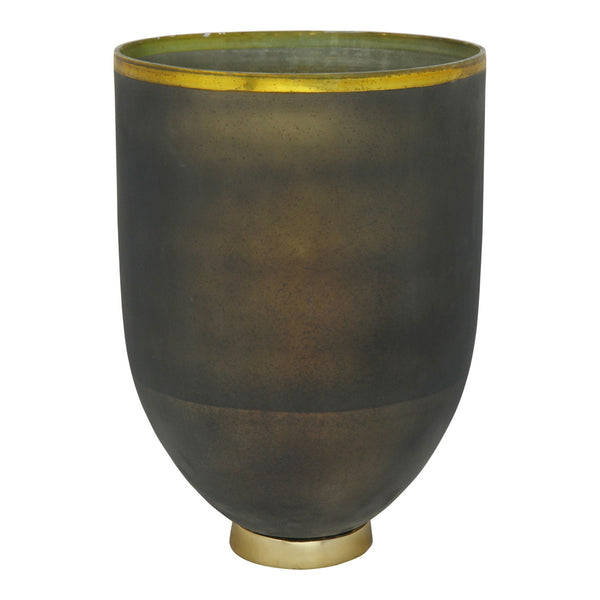 Moe's Home Collection Onyx Bowl Vase Large - IX-1071-02