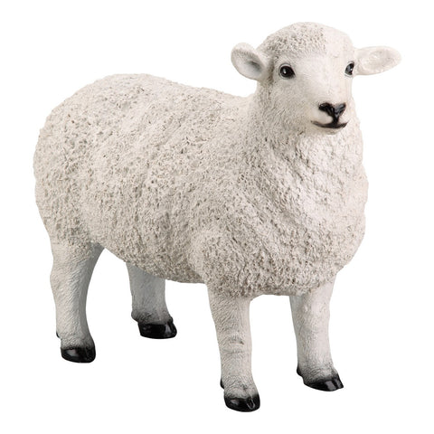 Moe's Home Collection Dolly Sheep Statue - JT-1002-18
