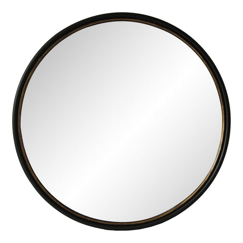 Moe's Home Collection Sax Round Mirror - KK-1001-02