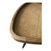 Moe's Home Collection Rollo Rattan Side Table - KK-1020-24