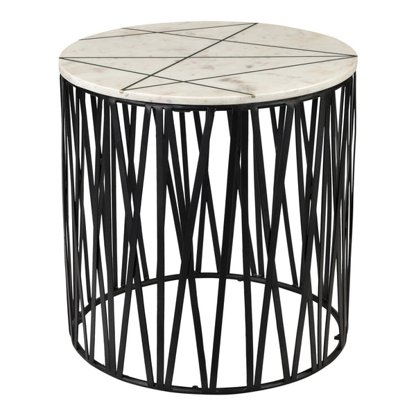 Moe's Home Collection Calcutta Side Table - KY-1005-18