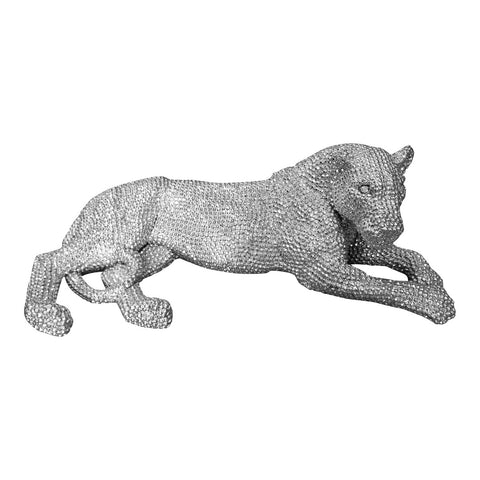 Moe's Home Collection Panthera Statue Small - LA-1059-30