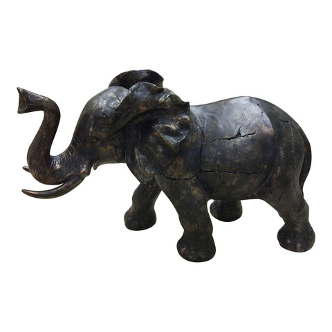 Moe's Home Collection Lucky Elephant Statue - LA-1067-31