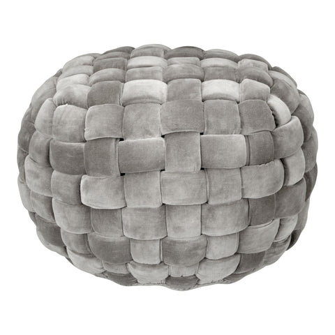 Moe's Home Collection Jazzy Pouf - LK-1005-07