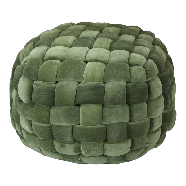 Moe's Home Collection Jazzy Pouf - LK-1005-08