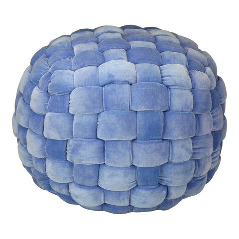 Moe's Home Collection Jazzy Pouf - LK-1005-28