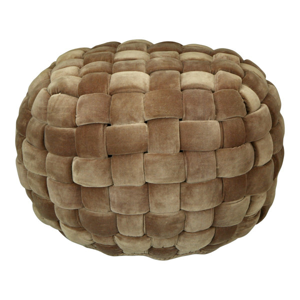 Moe's Home Collection Jazzy Pouf - LK-1005-40