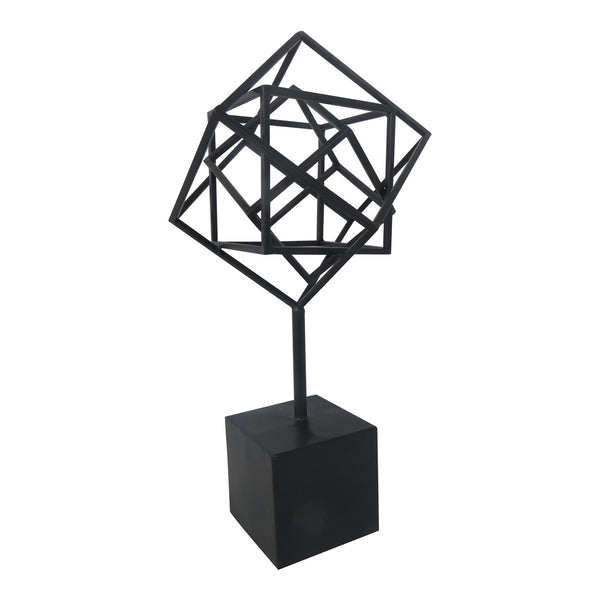 Moe's Home Collection Nested Cubes On Stand Small - MH-1047-02