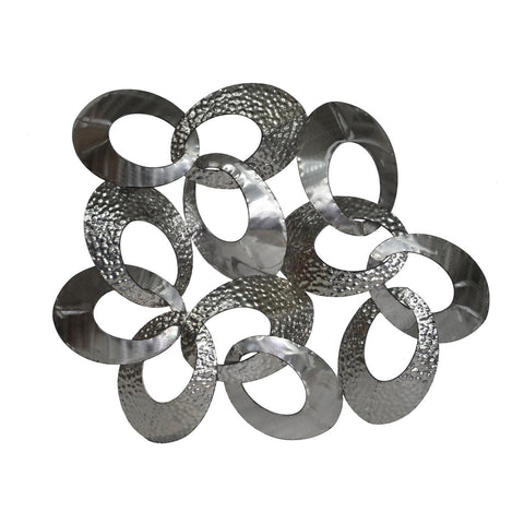 Moe's Home Collection Looped Metal Wall Décor - MJ-1008-30