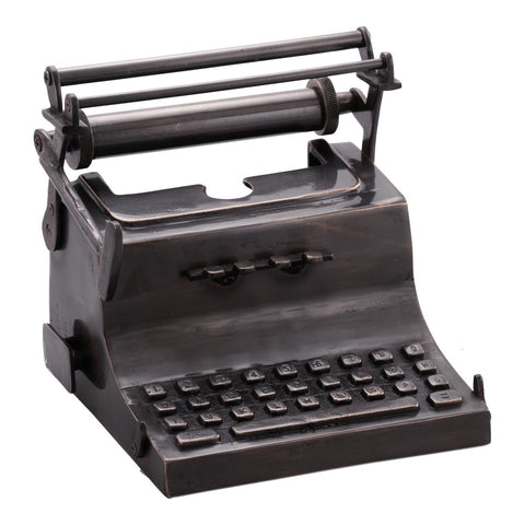 Moe's Home Collection Typewriter Sculpture - NM-1041-50