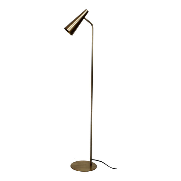 Moe's Home Collection Trumpet Floor Lamp - OD-1007-51