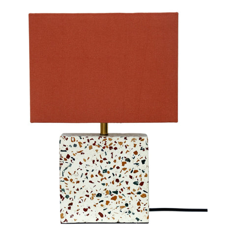 Moe's Home Collection Terrazzo Square Table Lamp - OD-1008-37