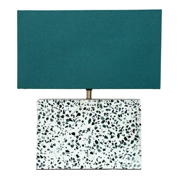 Moe's Home Collection Terrazzo Rectangular Table Lamp - OD-1009-37