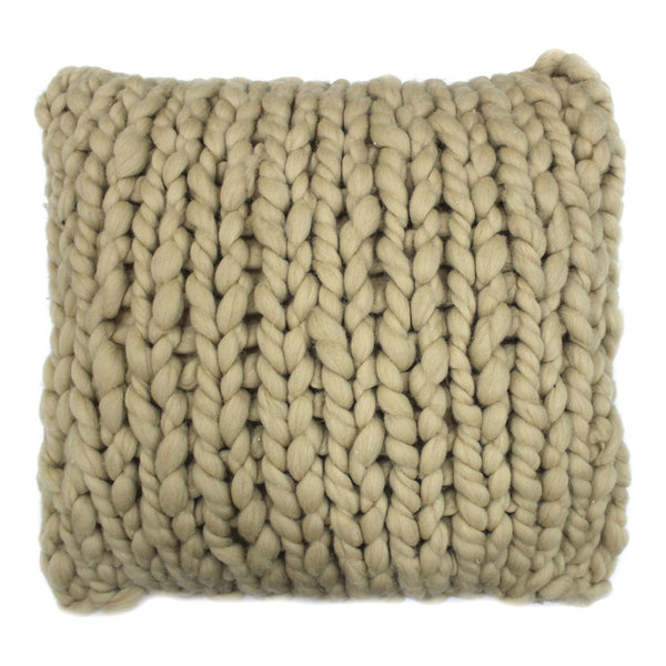 Moe's Home Collection Abuela Wool Feather Cushion - OX-1026-34
