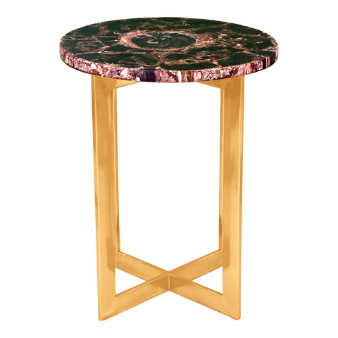 Moe's Home Collection Fossil Accent Table - PJ-1015-02