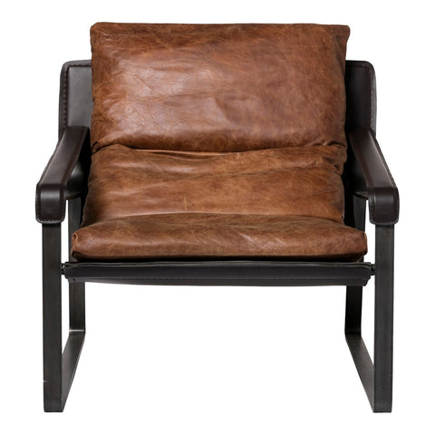 Moe's Home Collection Connor Club Chair - PK-1044-14