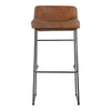 Moe's Home Collection Starlet Barstool - PK-1107-14