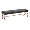 Moe's Home Collection Teatro Bench - PK-1109-02