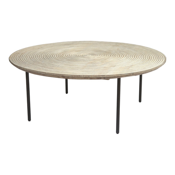 Moe's Home Collection Vortex Coffee Table - PP-1001-24
