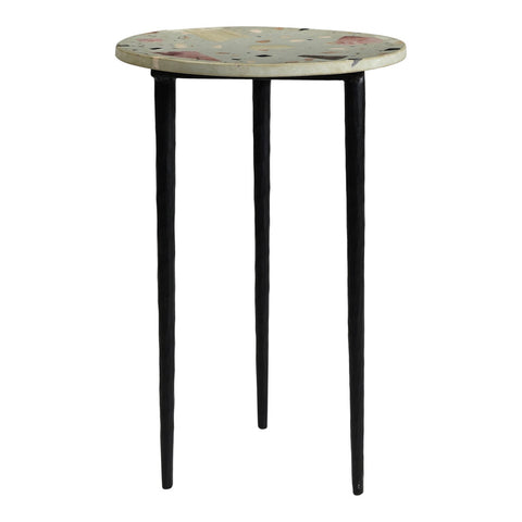 Moe's Home Collection Menta Terrazzo End Table - QJ-1014-37
