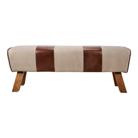Moe's Home Collection Pommel Bench - QN-1008-03