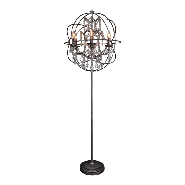 Moe's Home Collection Adelina Floor Lamp - RM-1013-20