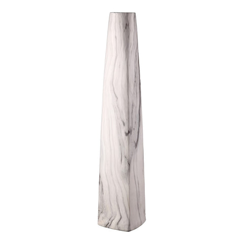 Moe's Home Collection Carrara Vase Short - SJ-1110-29