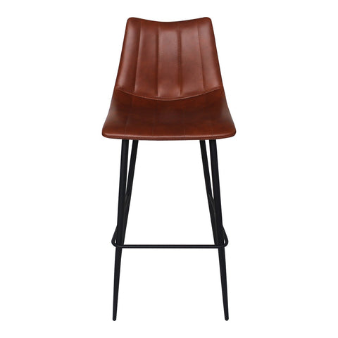 Moe's Home Collection Alibi Barstool - UU-1003-03