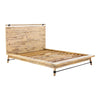 Moe's Home Collection Hudson Queen Bed - VX-1030-01