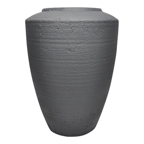 Moe's Home Collection Luxor Vase Black - VZ-1002-02