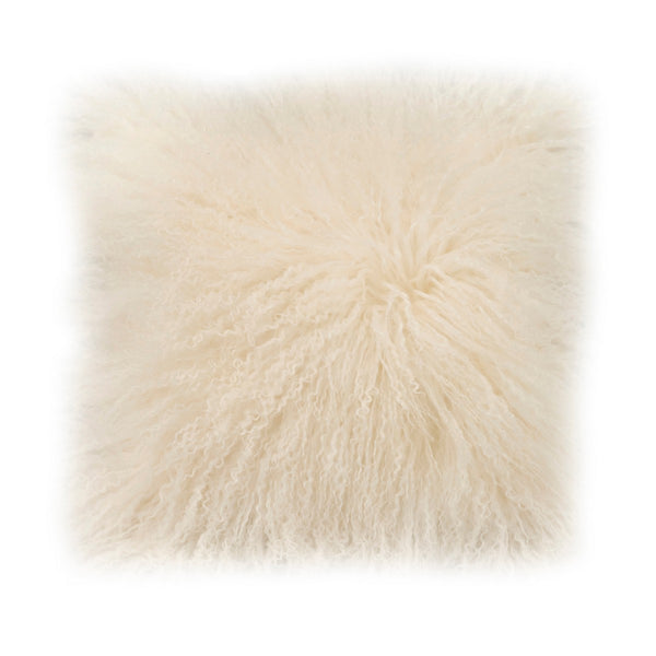 Moe's Home Collection Lamb Fur Pillow - XU-1000-05