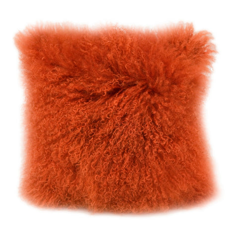 Moe's Home Collection Lamb Fur Pillow - XU-1000-12