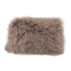 Moe's Home Collection Lamb Fur Pillow - XU-1001-29