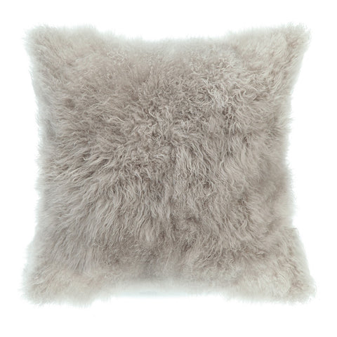 Moe's Home Collection Cashmere Fur Pillow - XU-1015-29