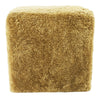 Moe's Home Collection Shepherd Wool Stool Chartreuse - XU-1021-08