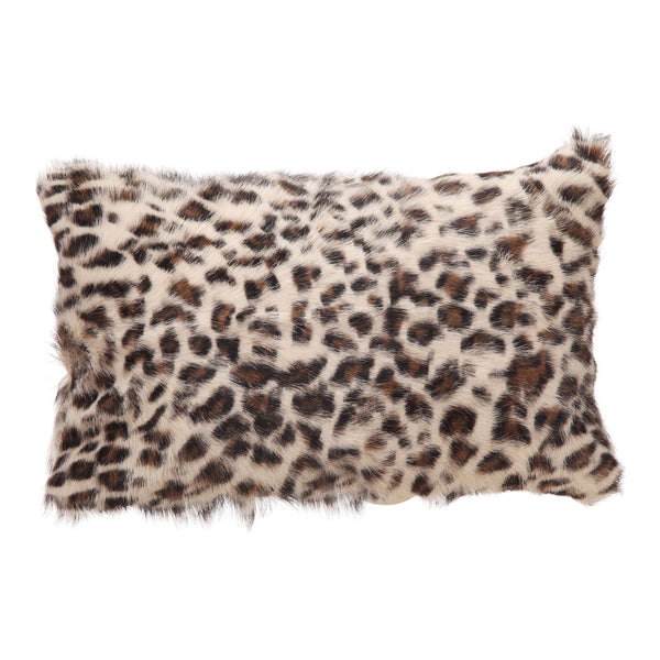 Moe's Home Collection Goat Fur Bolster - XU-1022-03