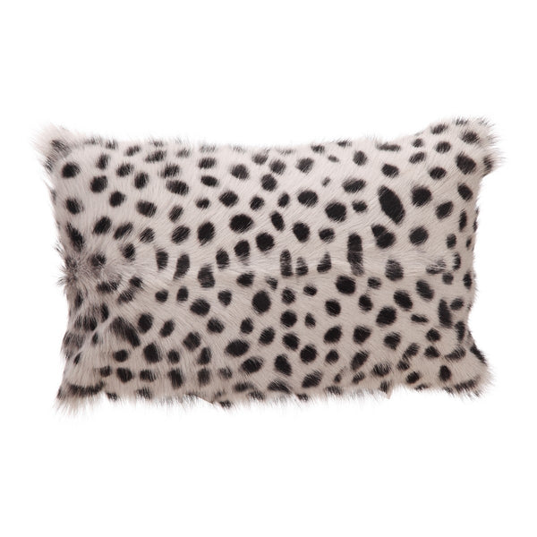 Moe's Home Collection Goat Fur Bolster - XU-1022-15
