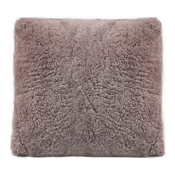 Moe's Home Collection Hunter Wool Pillow Purple - XU-1023-10