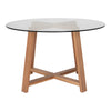 Moe's Home Collection Maleo Round Dining Table - YC-1008-17