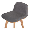 Moe's Home Collection Napoli Barstool - YC-1021-15