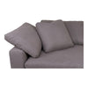 Moe's Home Collection Clay Corner Chair - YJ-1000-29
