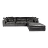 Moe's Home Collection Clay Lounge Modular Sectional - YJ-1008-02