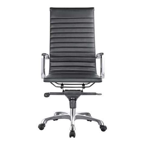 Moe's Home Collection Omega Office Chair High Back - ZM-1001-02