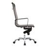 Moe's Home Collection Omega Office Chair High Back - ZM-1001-29